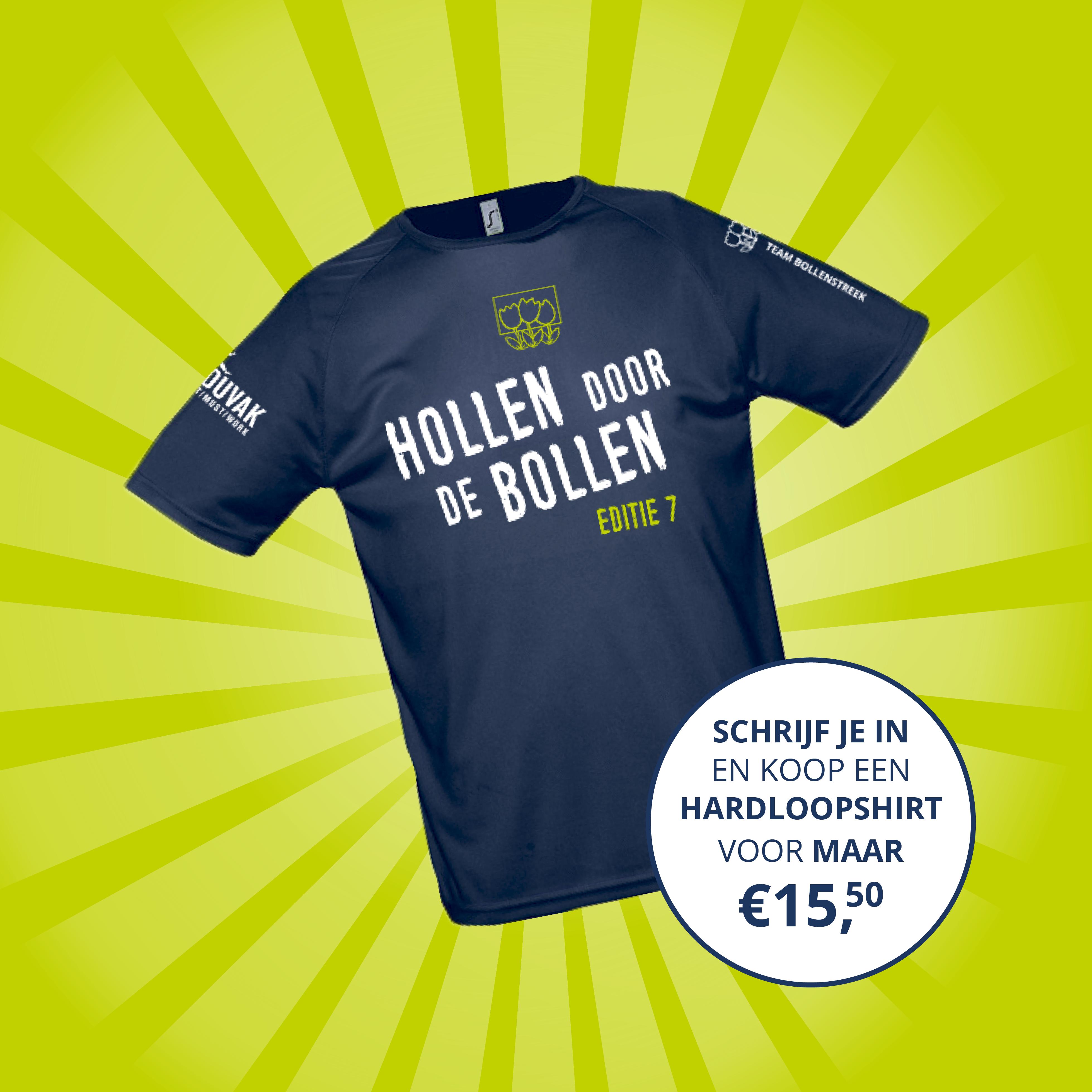 Hardloopshirt 2020